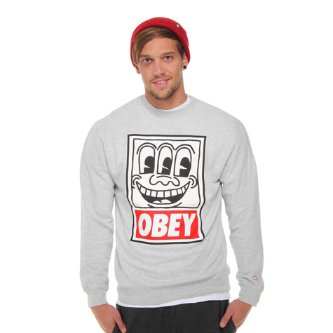 Obey - Haring Eyes Sweater