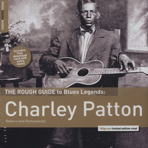 Charley Patton - The Rough Guide to Charley Patton