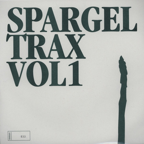 V.A. - Spargel Trax Volume 1