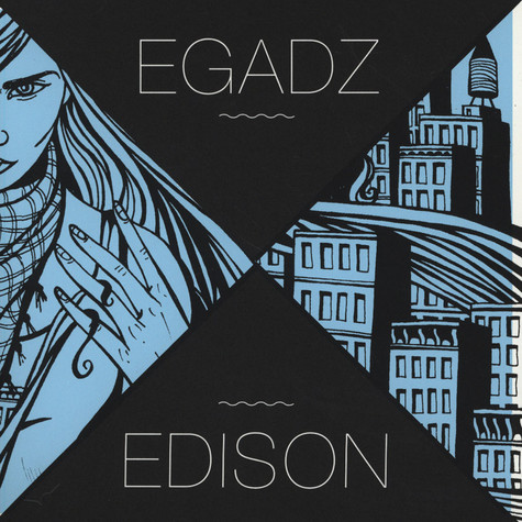 DJ Egadz / Edison - I Can't Go To Space With You / One For The Head