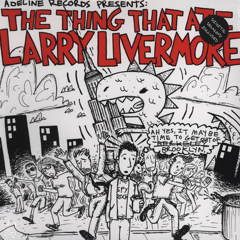 V.A. - Thing That Ate Larry Livermore