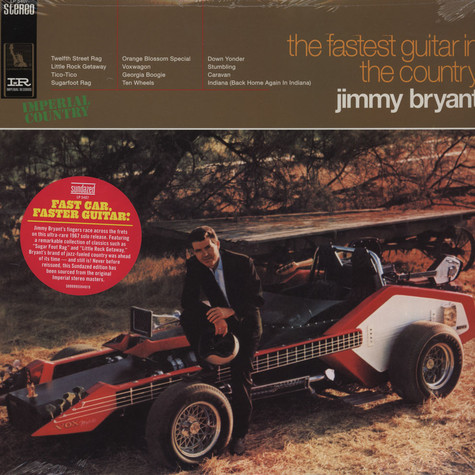 Jimmy Bryant - Fastest Guitar In The Country