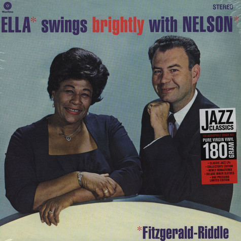 Carmen Fitzgerald - Ella Swings Brightly With Nelson Riddle