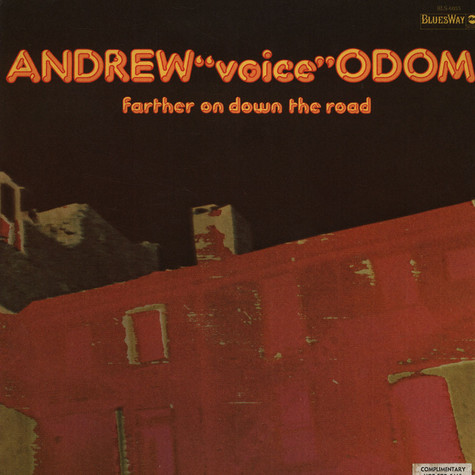 Andrew Odom - Further On Down The Road