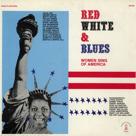 V.A. - Red White & Blues