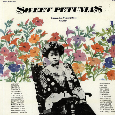 V.A. - Sweet Petunias - Independent Women's Blues, Volume 4