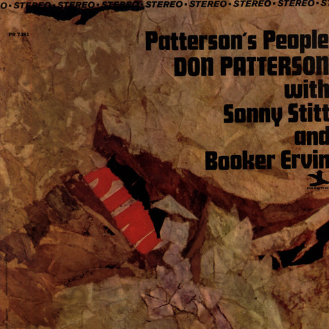 Don Patterson - Patterson's People