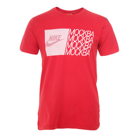 Nike - RU Int Crew Moscow T-Shirt