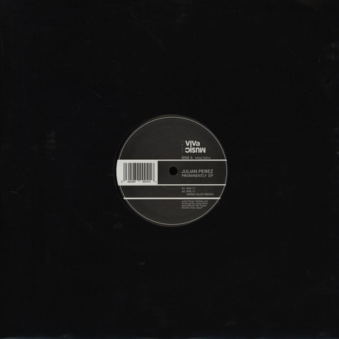 Julian Perez - Prominently EP