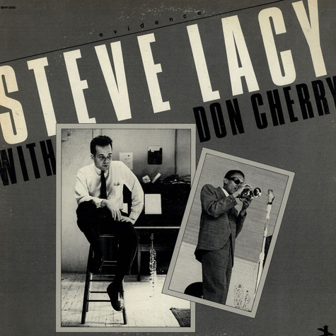 Steve Lacy with Don Cherry - Evidence