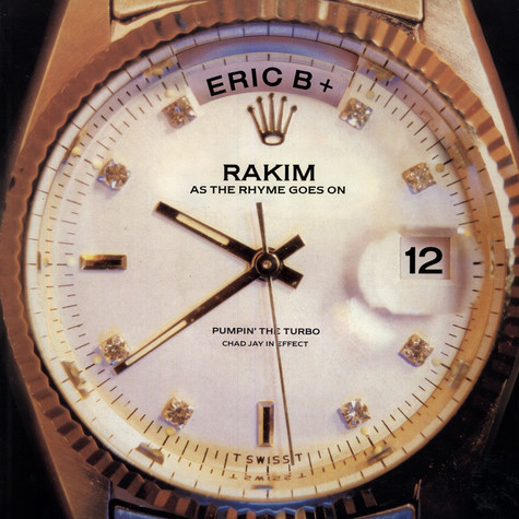 Eric B. & Rakim - As The Rhyme Goes On