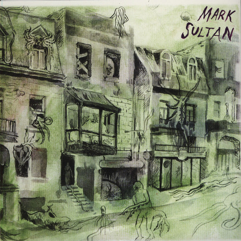 Mark Sultan - I Am The End / Catastrophe