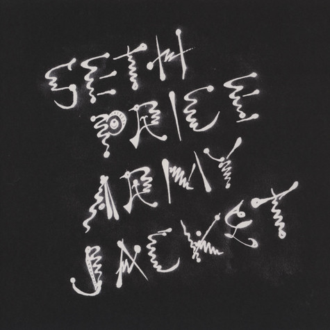 Seth Price - Army Jacket
