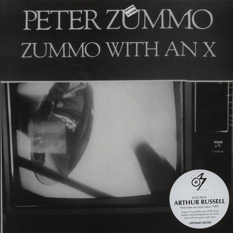 Peter Zummo - Zummo With An X