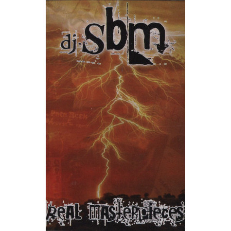 DJ SBM - Real Masterpieces