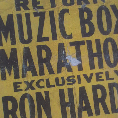 Ron Hardy - Muzic Box Classics Volume 3