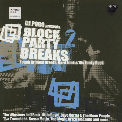 DJ Pogo presents - Block Party Breaks 2