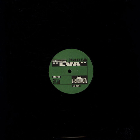 Jean Jacques Perrey / 20th Century Steel Band - Eva / Heaven and Hell