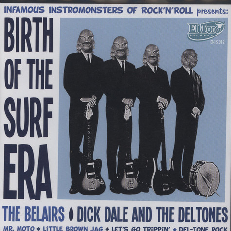 V.A. - Birth Of The Surf Era