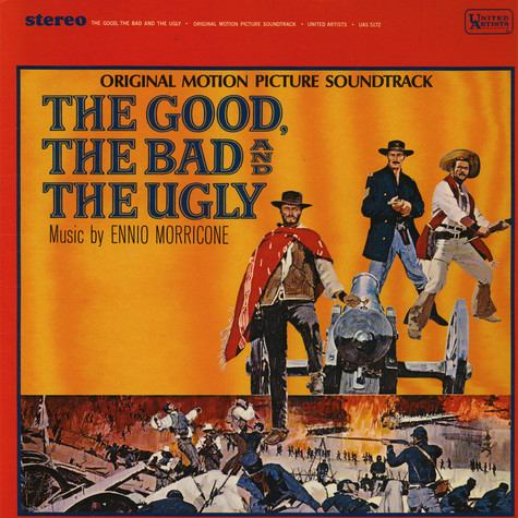 Ennio Morricone - OST The Good, The Bad And The Ugly