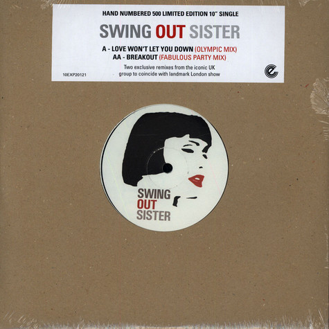 Swing Out Sister - Love Won't Let You Down