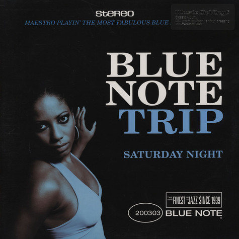 Maestro - Blue Note Trip - Saturday Night