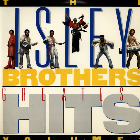 Isley Brothers - Greatest hits Volume 1