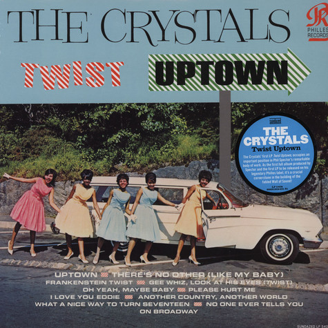 Crystals - Twist Uptown
