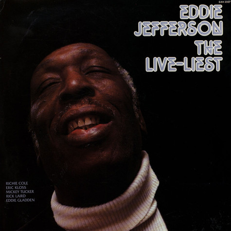 Eddie Jefferson - The Live-Liest