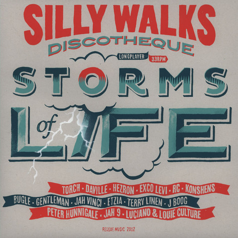 Silly Walks - Storms Of Life Deluxe Edition