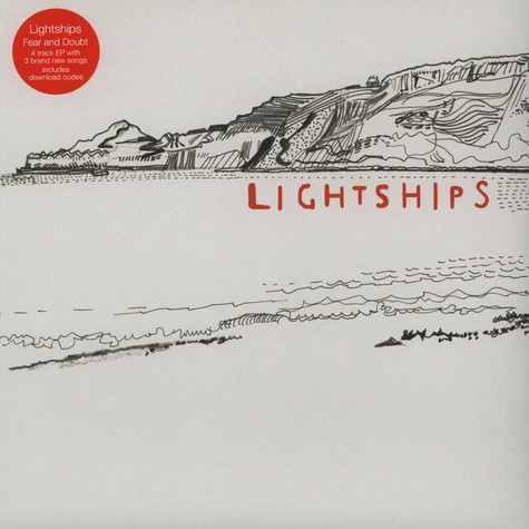 Lightships - Fear & Doubt EP