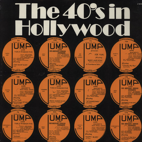 V.A. - Hollywood In The 40'S