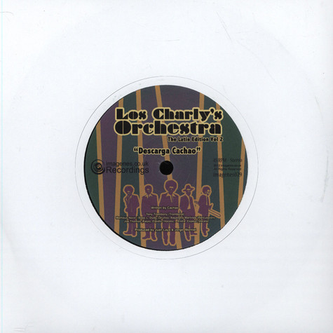 Los Charly's Orchestra - The Latin Edition Volume 2