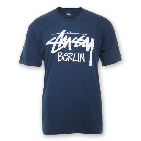 Stüssy - Stock Berlin T-Shirt