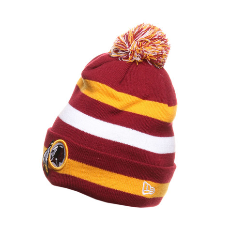 New Era - Washington Redskins Sport Knit Beanie