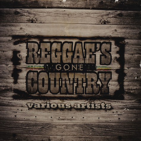 V.A. - Reggae Gone Country