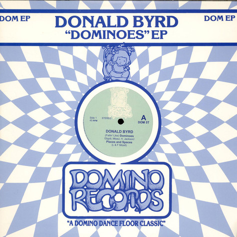 Donald Byrd - Dominoes EP