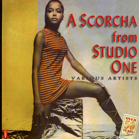 V.A. - A Scorcha From Studio One