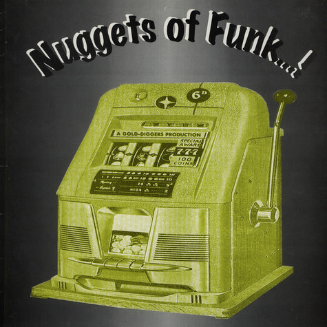 V.A. - Nuggets Of Funk...!