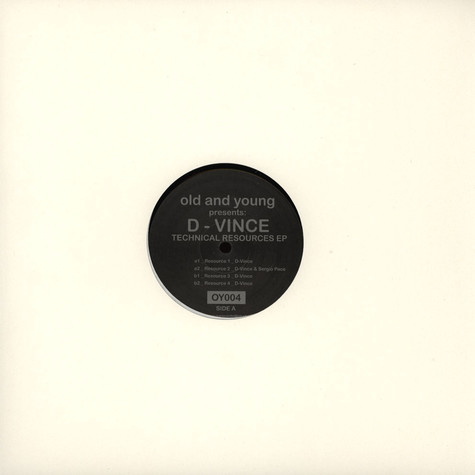 D-Vince - Technical Resources