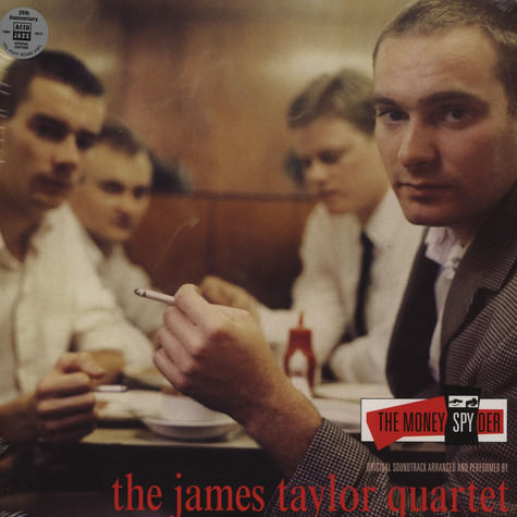 James Taylor Quartet - Money Spyder