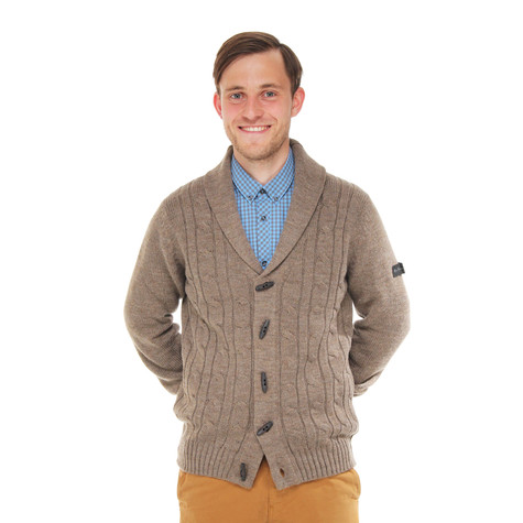 Ben Sherman - Shawl Collar Cardigan