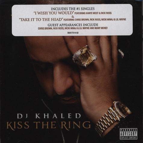 DJ Khaled - Kiss The Ring