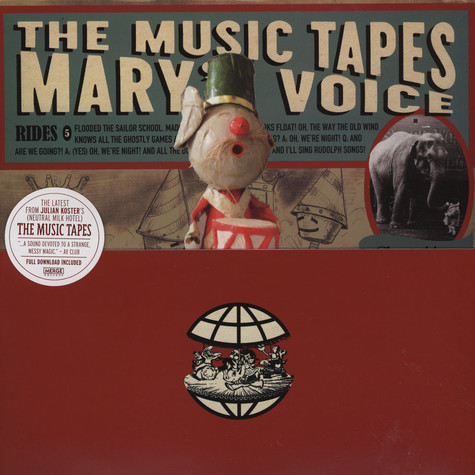 Music Tapes, The - Mary's Voice