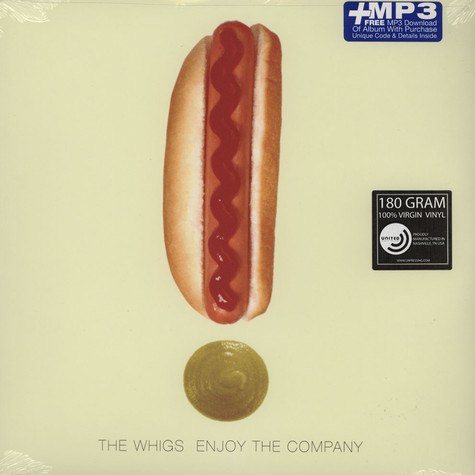 Whigs - Enjoy The Company