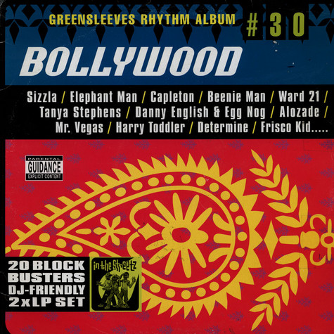 Greensleeves Rhythm Album #30 - Bollywood