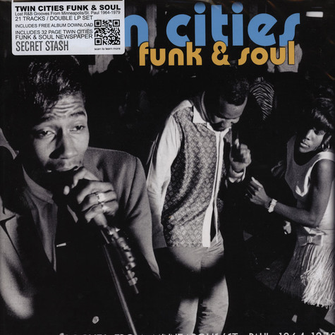 Twin Cities Funk & Soul - Lost R&B Grooves From Minneapolis / St. Paul 1964-1979