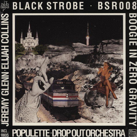 Black Strobe - Boogie In Zero Gravity