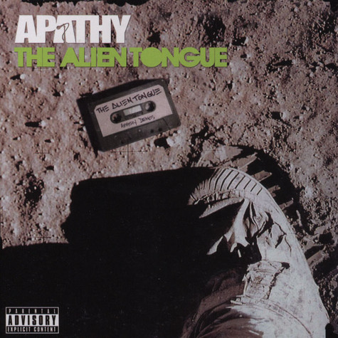 Apathy - The Alien Tongue