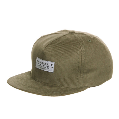 The Quiet Life - Corduroy Snapback Cap